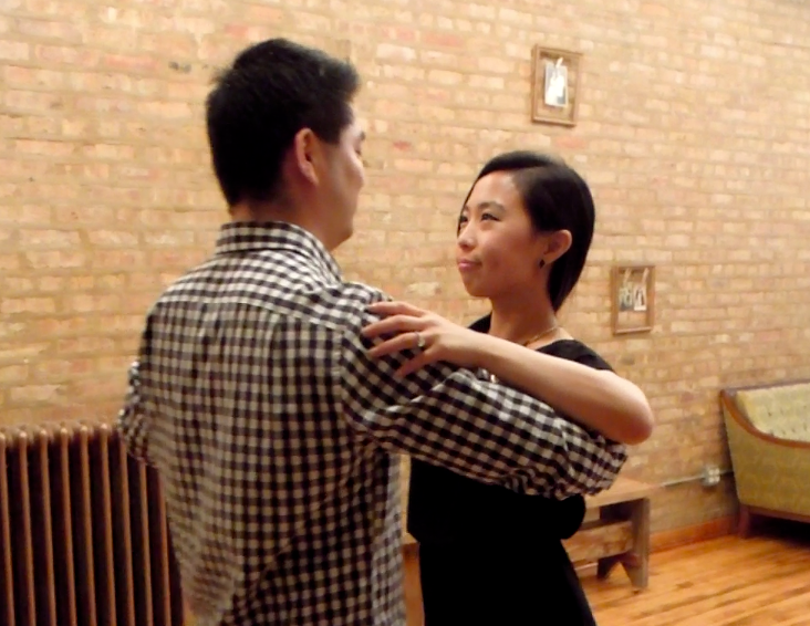 Lead and Follow in Ballroom Dancing | Part 1: How to Lead