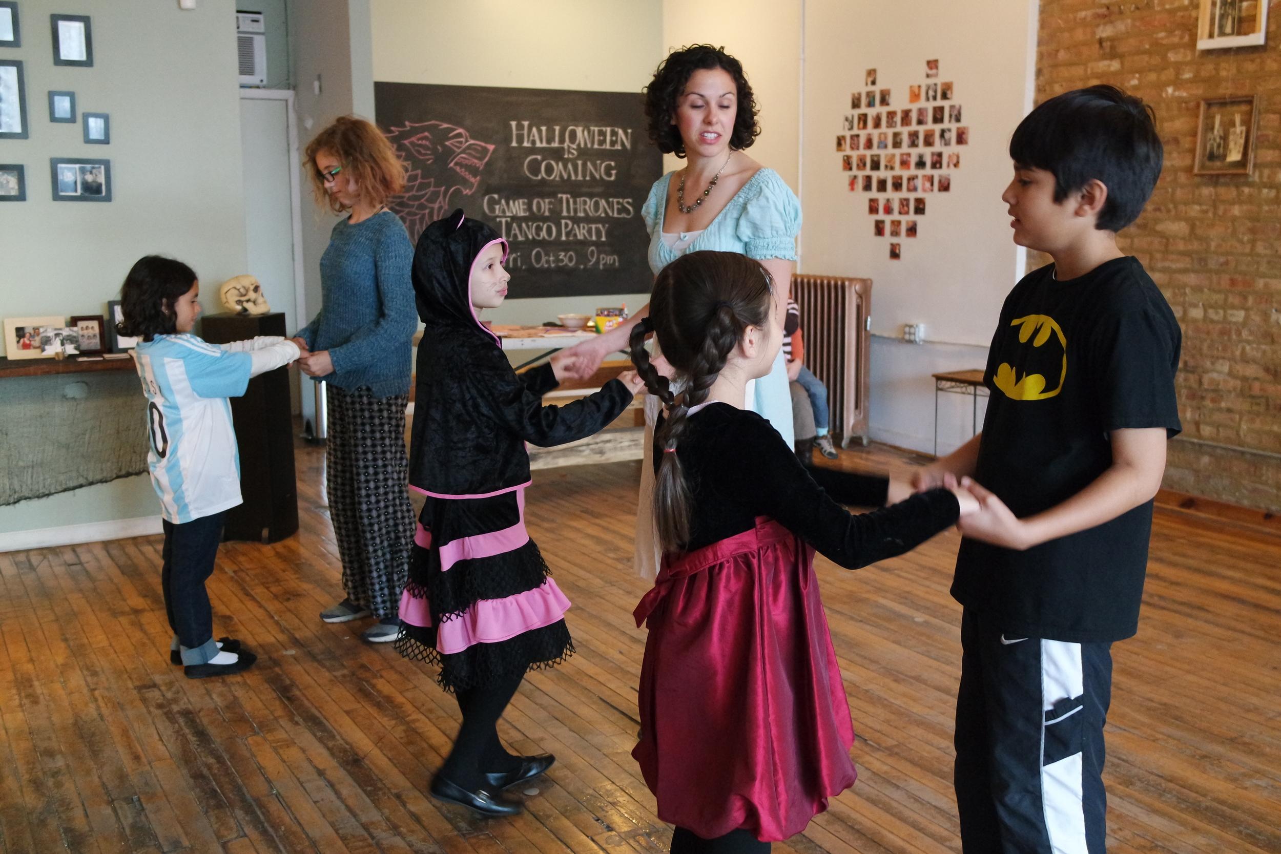 Kids Latin Dance Party