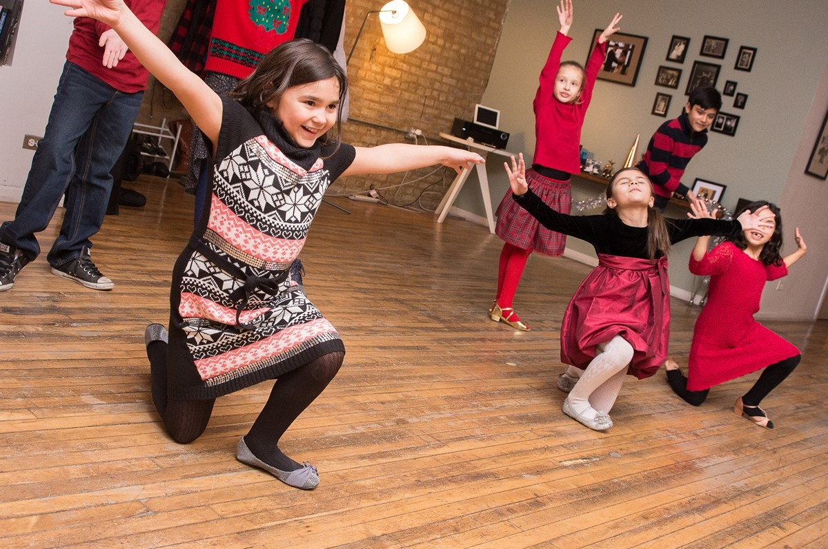 Kids Dance Parties at Duet
