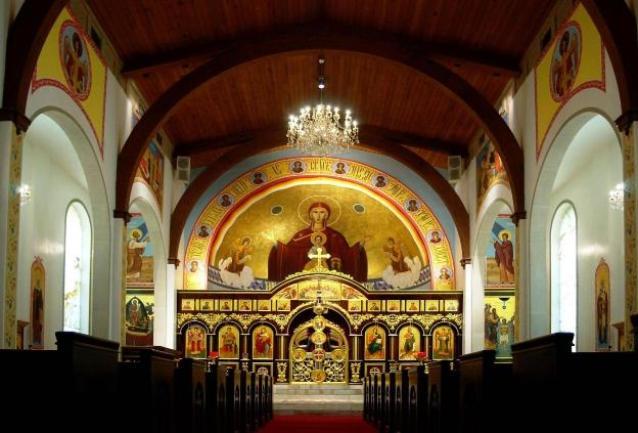 St. George Orthodox Church, Houston TX