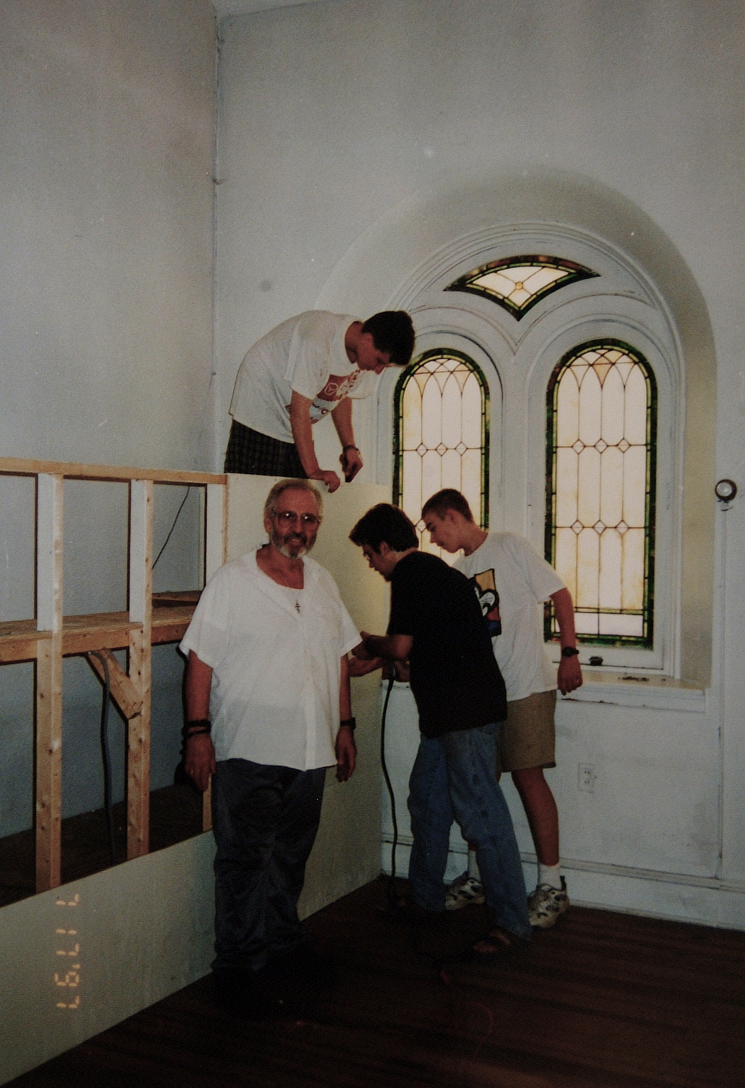 Preparing the New Church