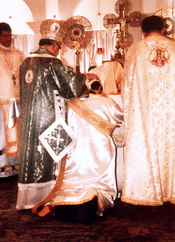 Fr. Gregory's Ordination