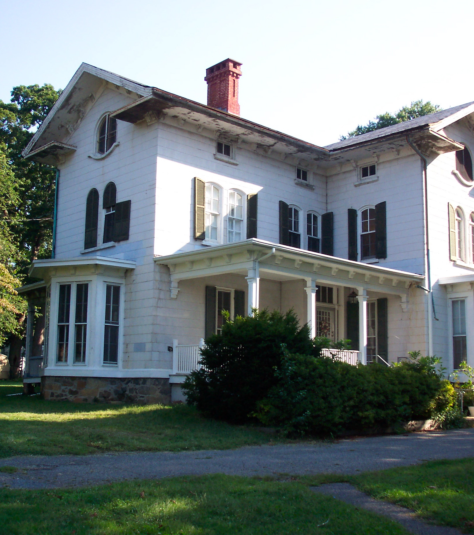 Rectory at St. Timothy's