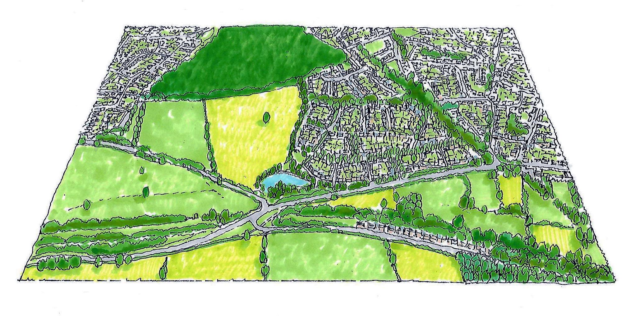 Lime Lane - Rendered Master Plan
