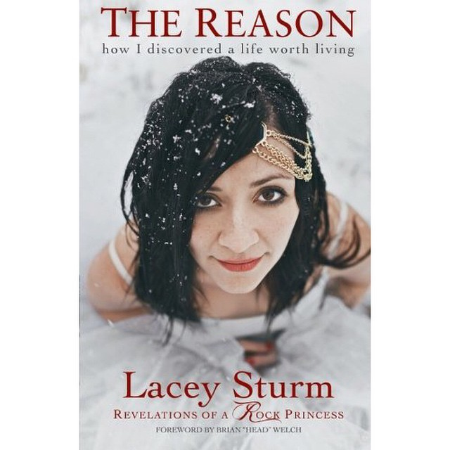 laceysturm81 :     I wanted to make sure that you know how loved you are. So I wrote a book to tell you. #TheReason