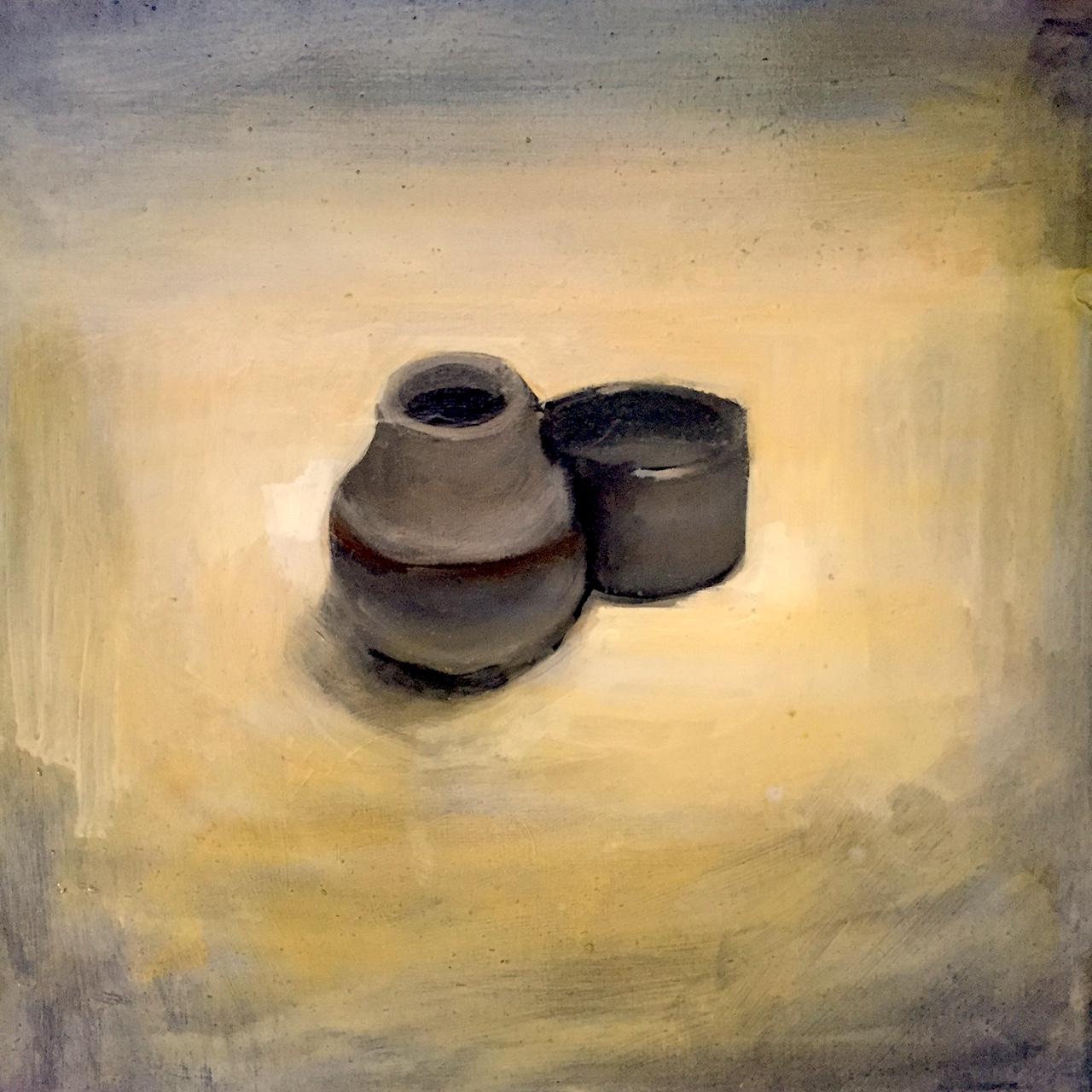 Pots with Warm Glow.JPG