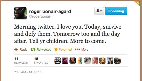 Roger's Morning twitter.png