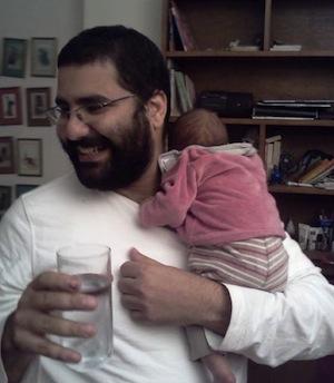 Alaa & Khaled / Photo by Rasha Abdulla