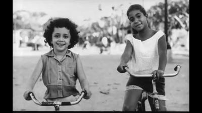 From Agnès Varda's  Salut au cubains