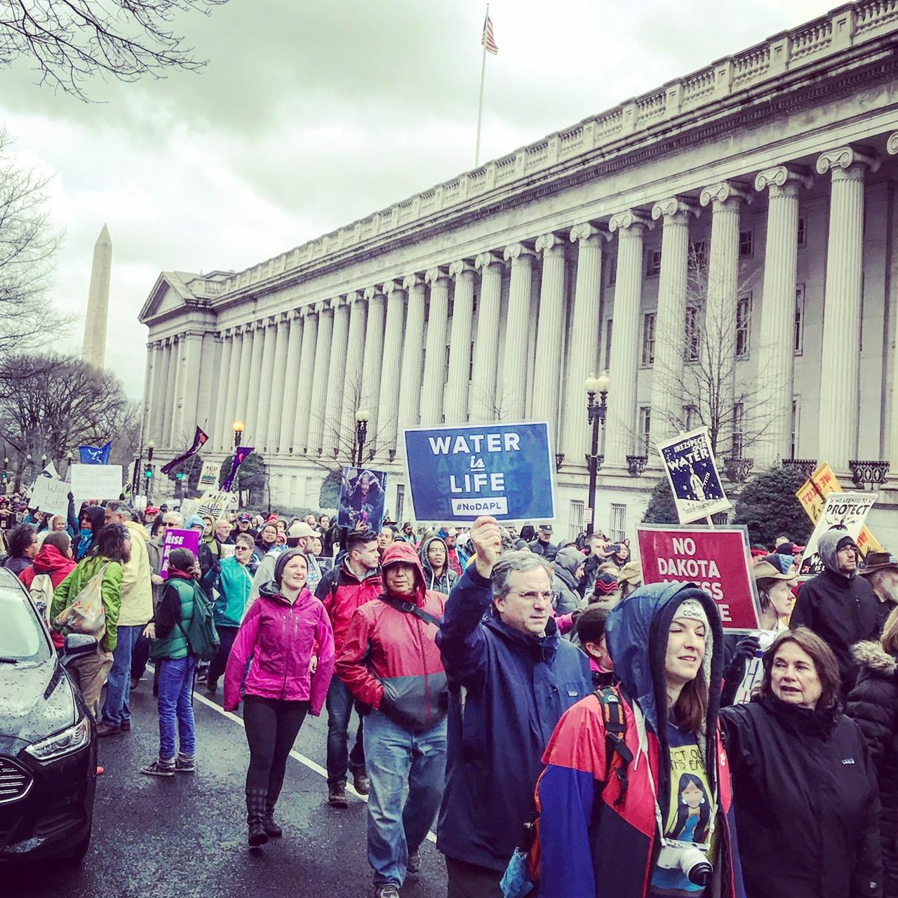 Washington DC, March 10, 2017