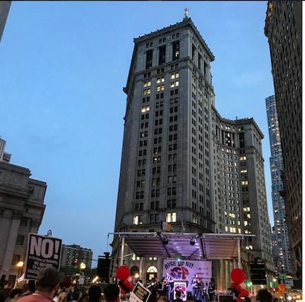 May Day NYC