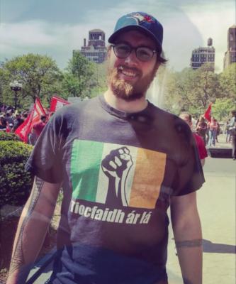 May Day, NYC