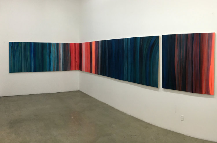 Repetition and Sequencing, 2017