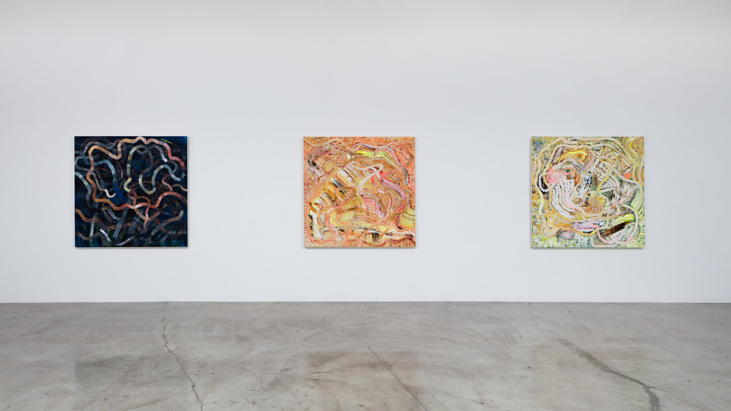 UNSEEN FORCES, 2019 INSTALLATION SHOT