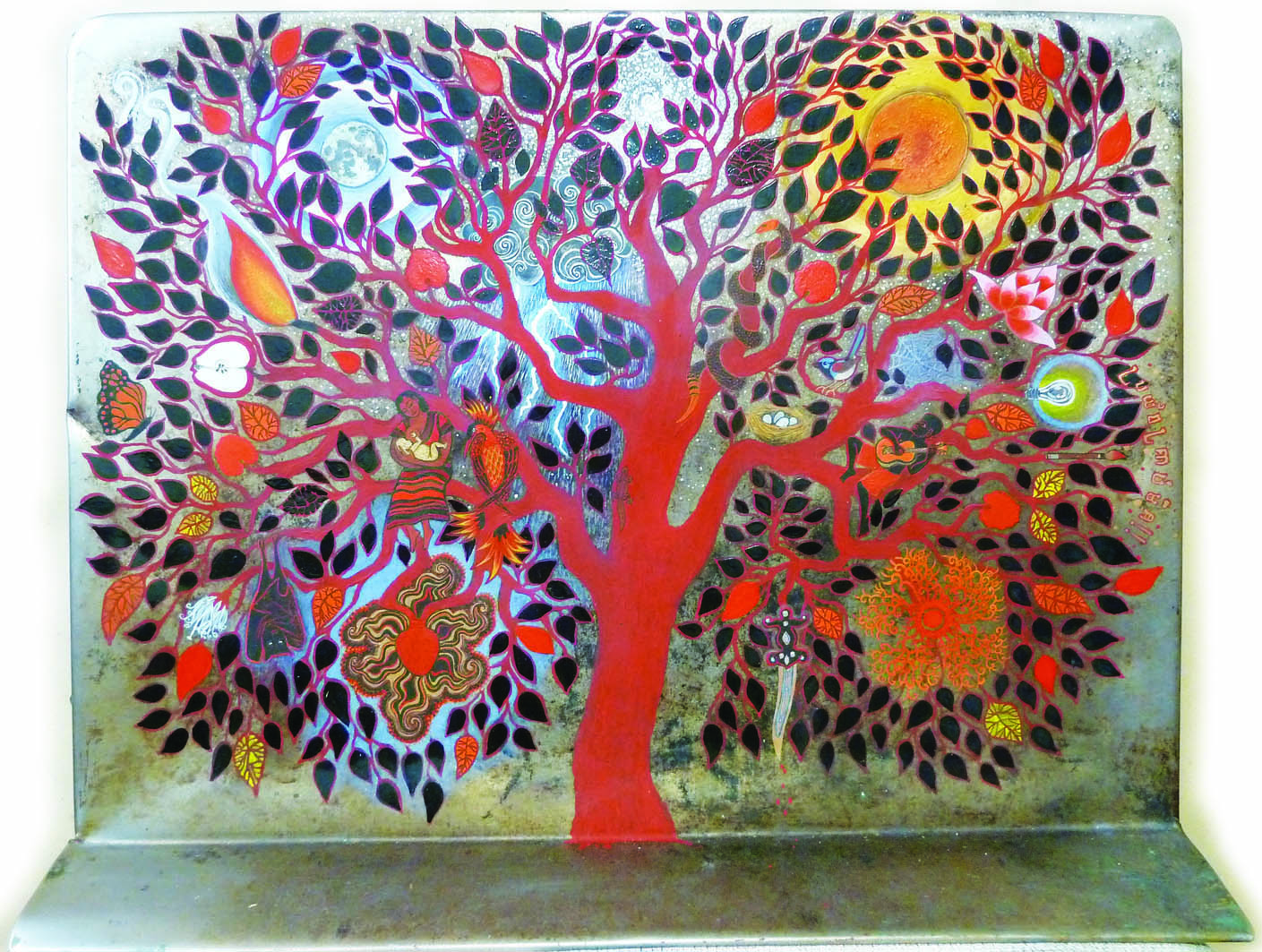 Tree of Life, 2006