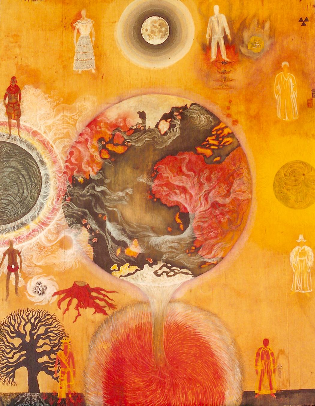 Four Colours, 2008