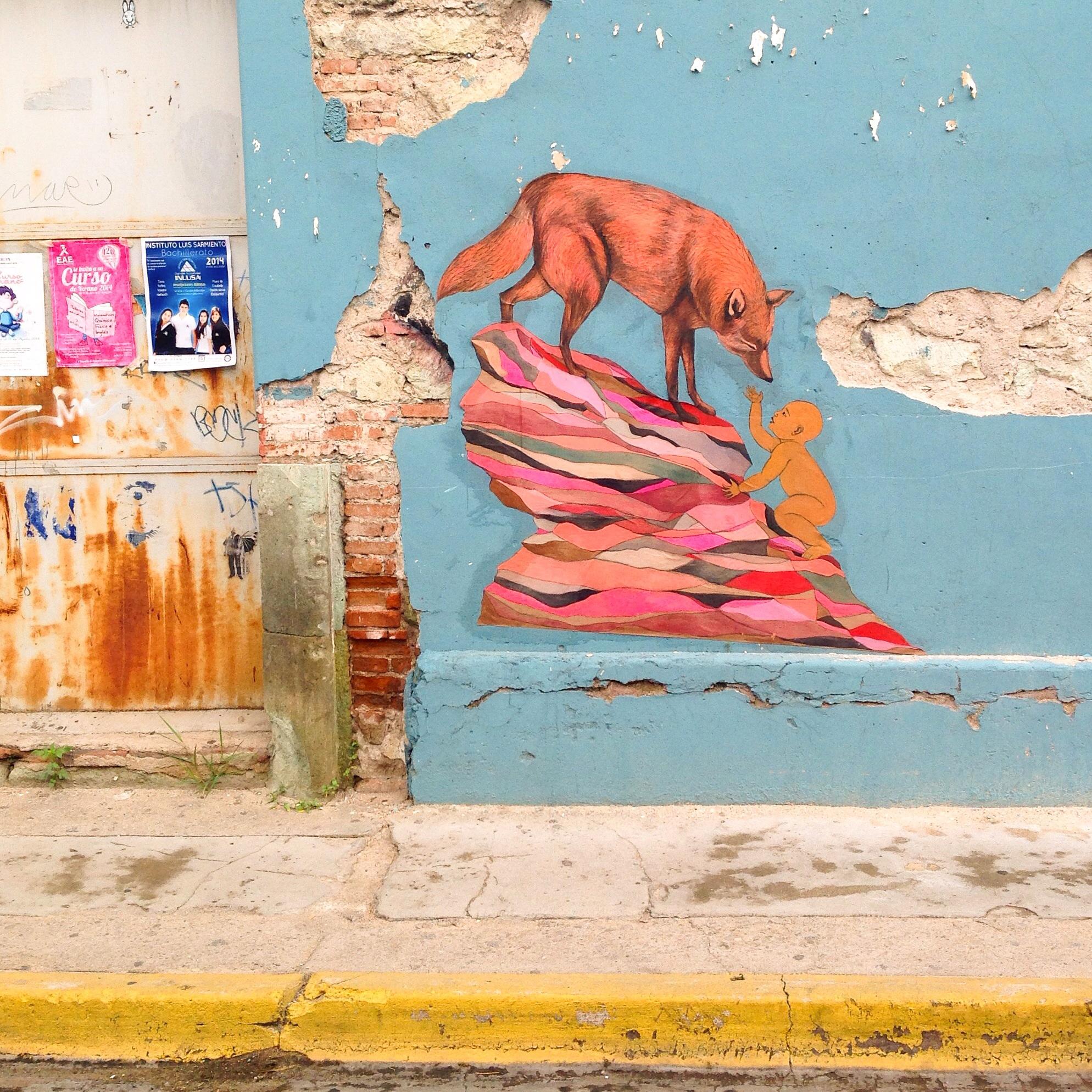 Oaxaca, Mexico, 2014