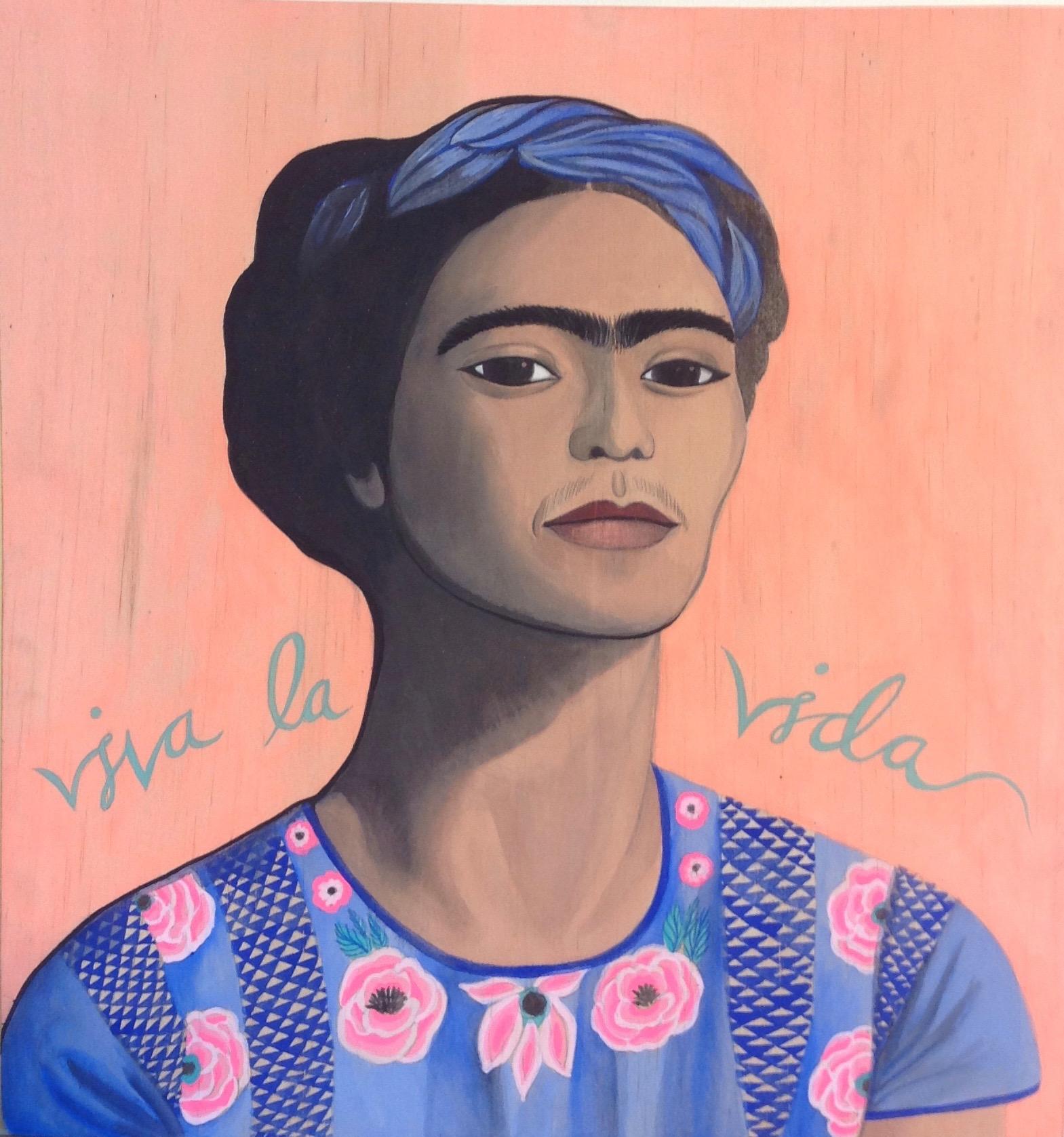 Frida Kahlo viva la vida, 2015