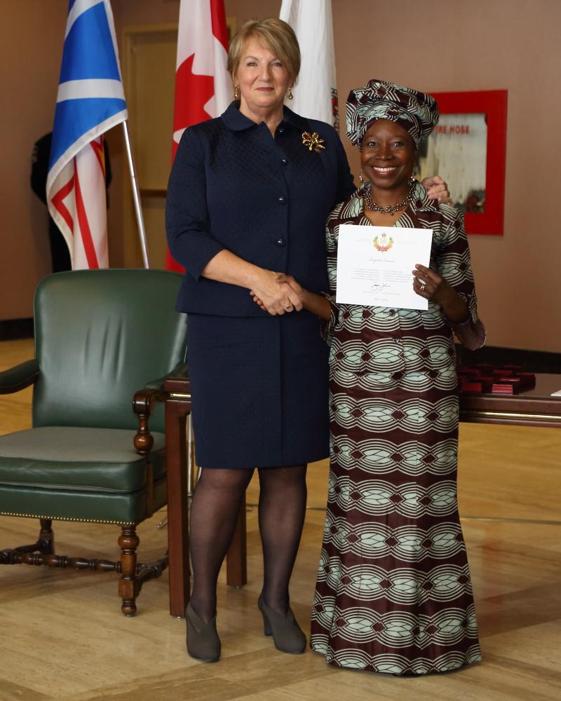 Queen Elizabeth II Diamond Jubilee Medal -