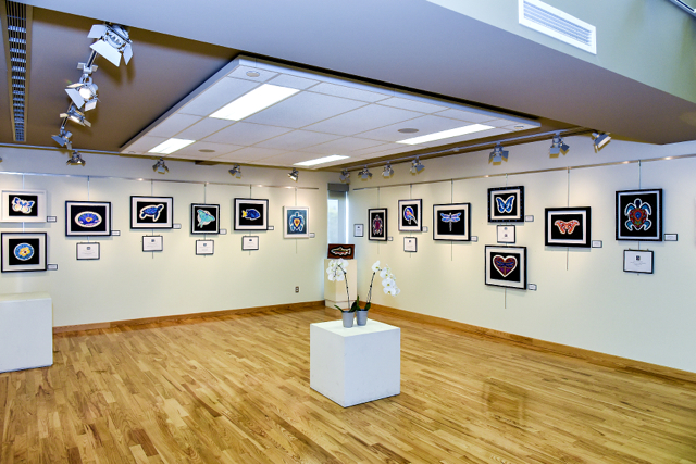 Kent Farndale Gallery, Scugog Memorial Public Library, Port Perry, Ontario