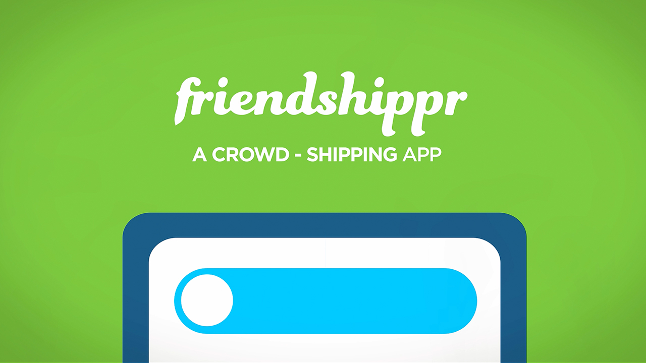 Friend to friend shipping