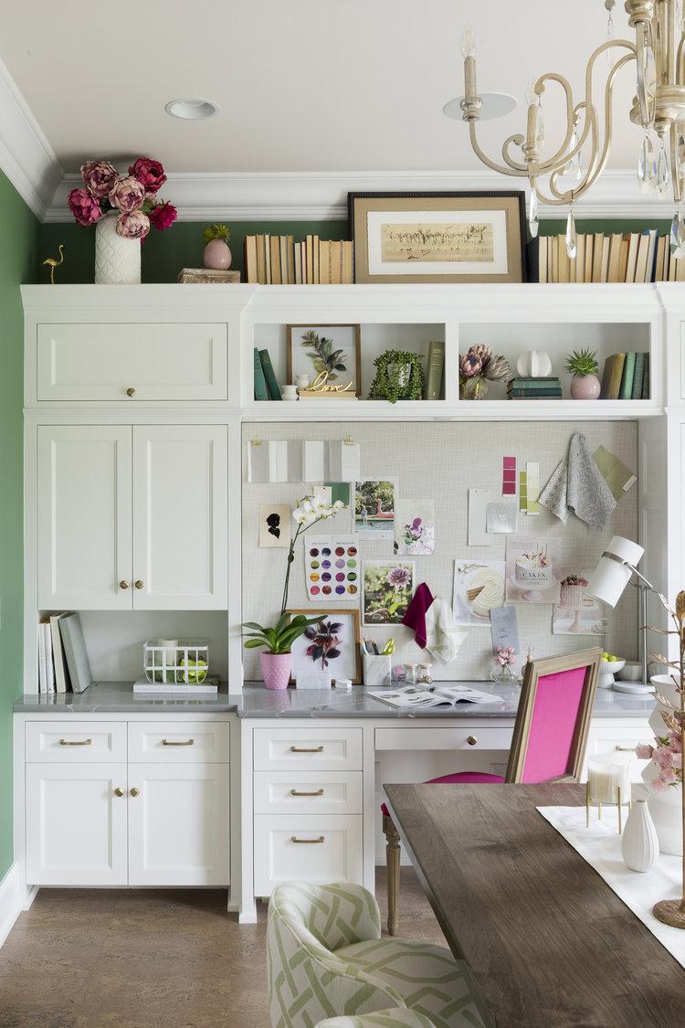 - Lake Minnetonka Home: Her Office