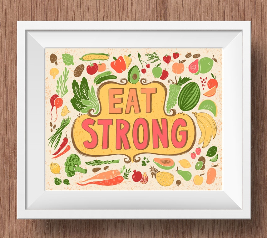 eat strong eloopstra