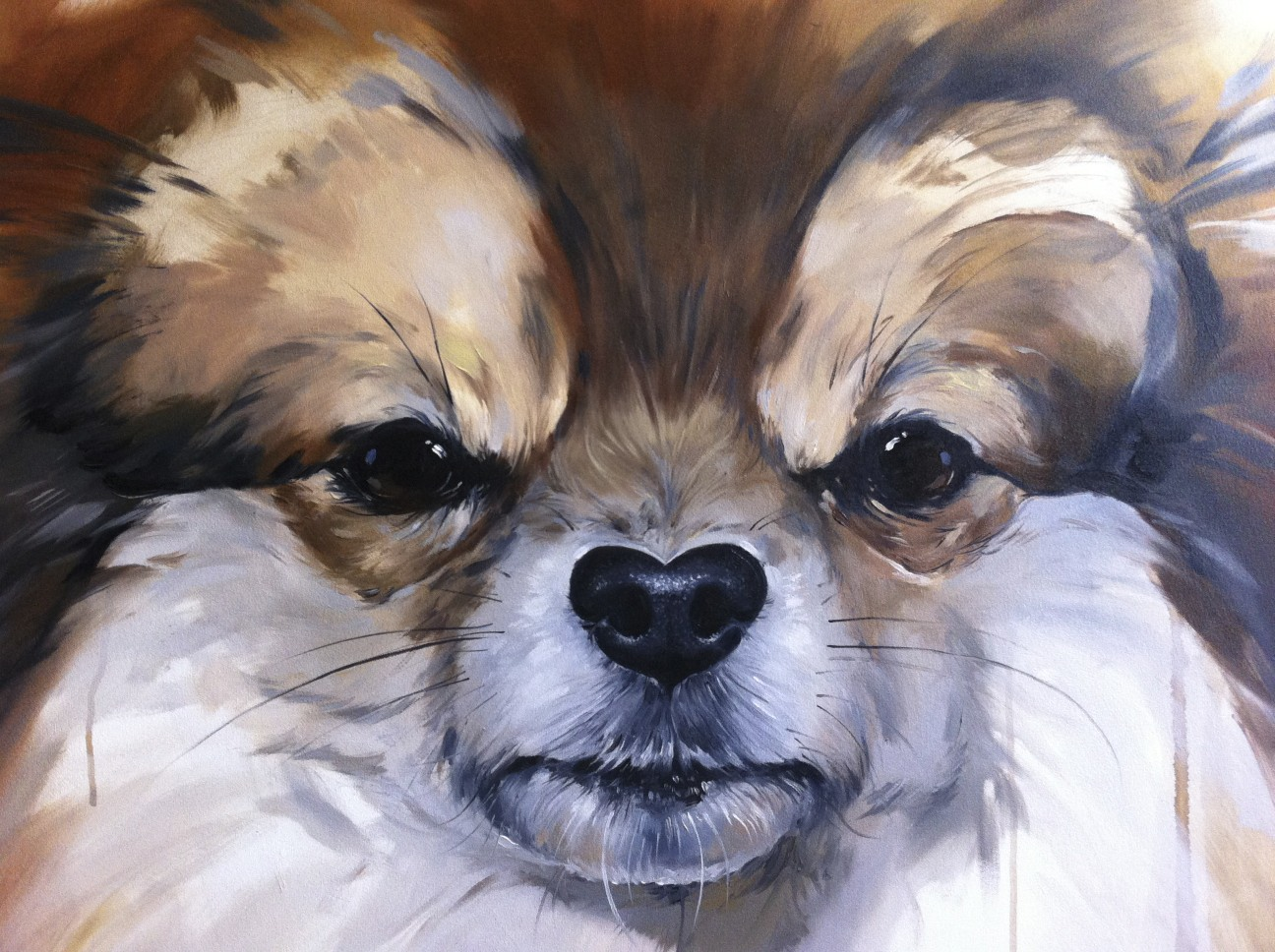 """Close up of """"Rocket"""". This will be in my upcoming show. Ill post them fully on that date."""