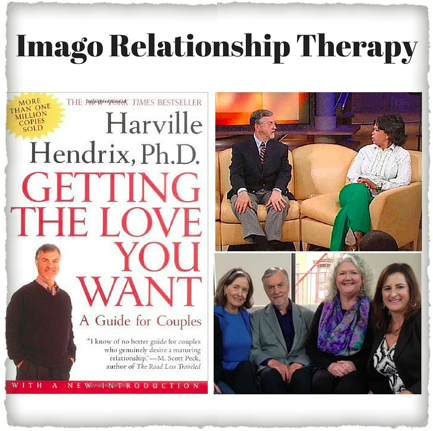 Above right; Dr. Hendrix on the Oprah Winfrey show discussing Imago Relationship Therapy.    Below: Dr. Hendrix and his wife, Helen Hunt during our Experts Panel in Manhattan.