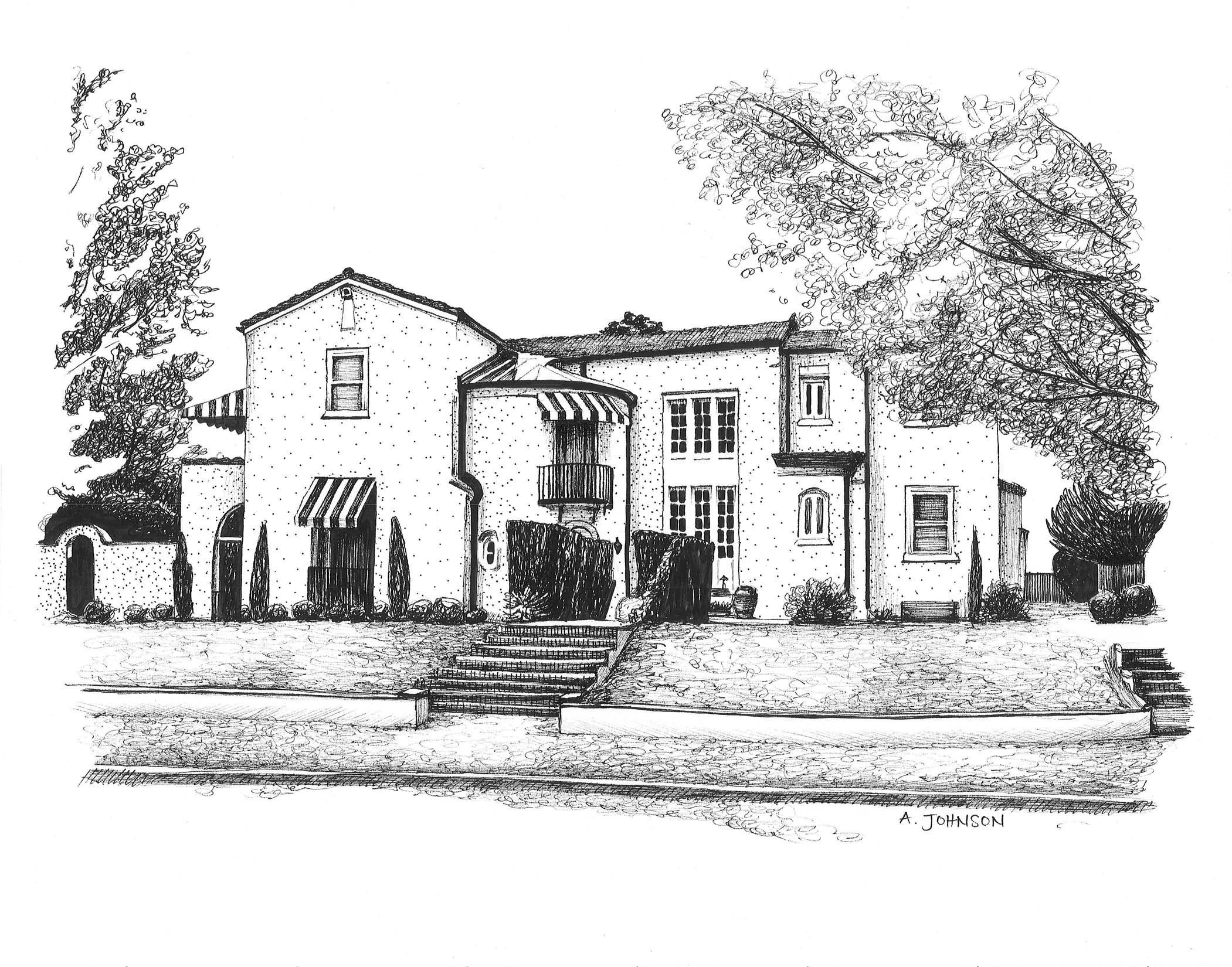 Wright Home