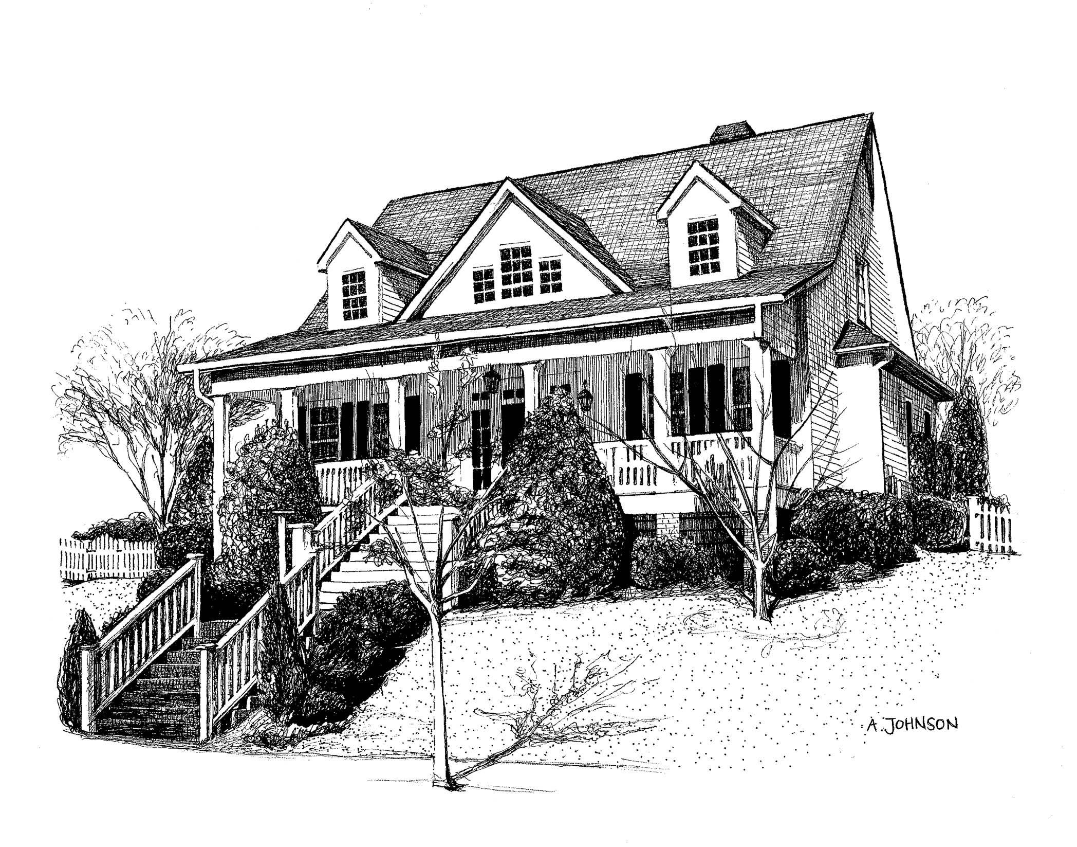 Lockwood Home
