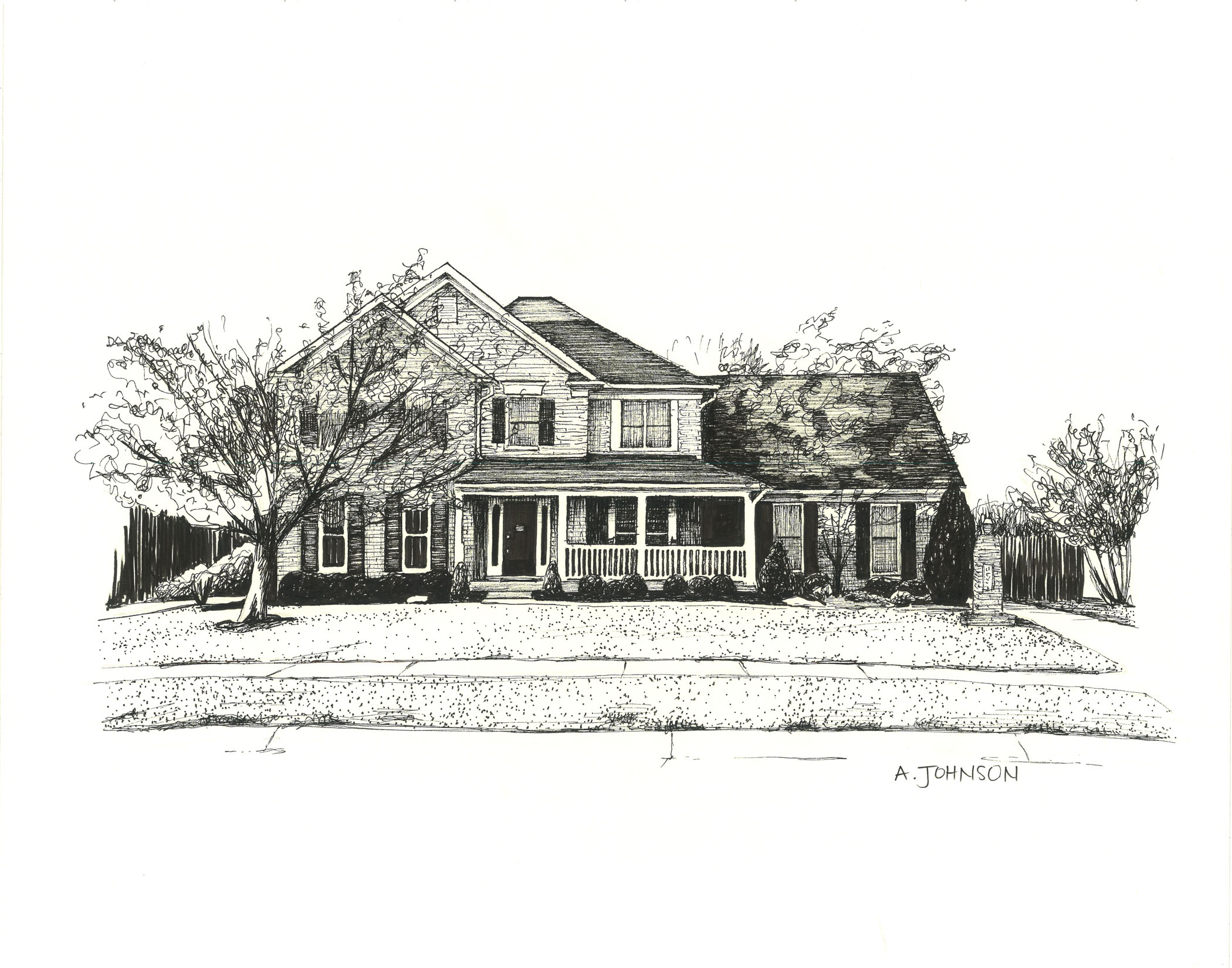 Tracy Home