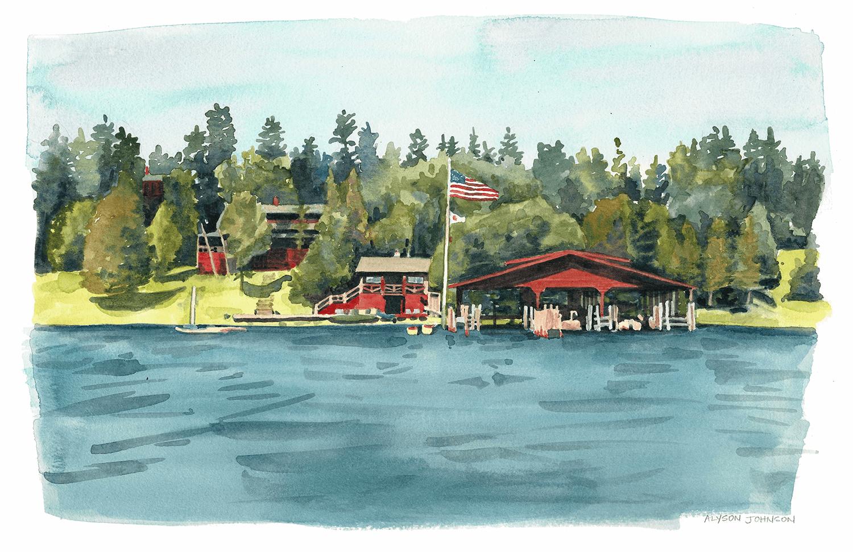 American Lakehouse