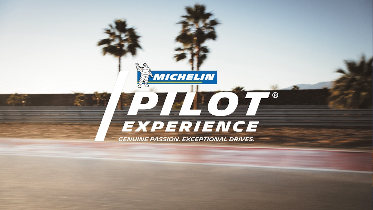 Branding for Michelin + Vice's unique Luxury Pilot Experience.