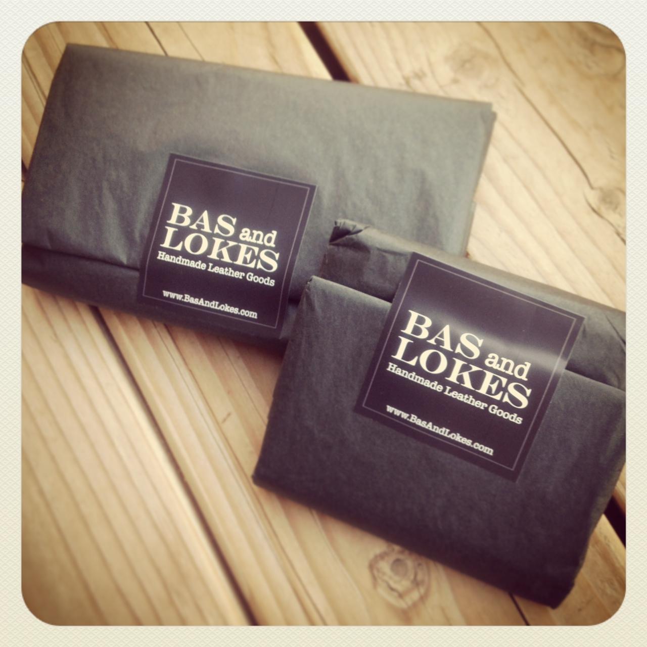 Such posh packaging! (recent   Instagram   post)