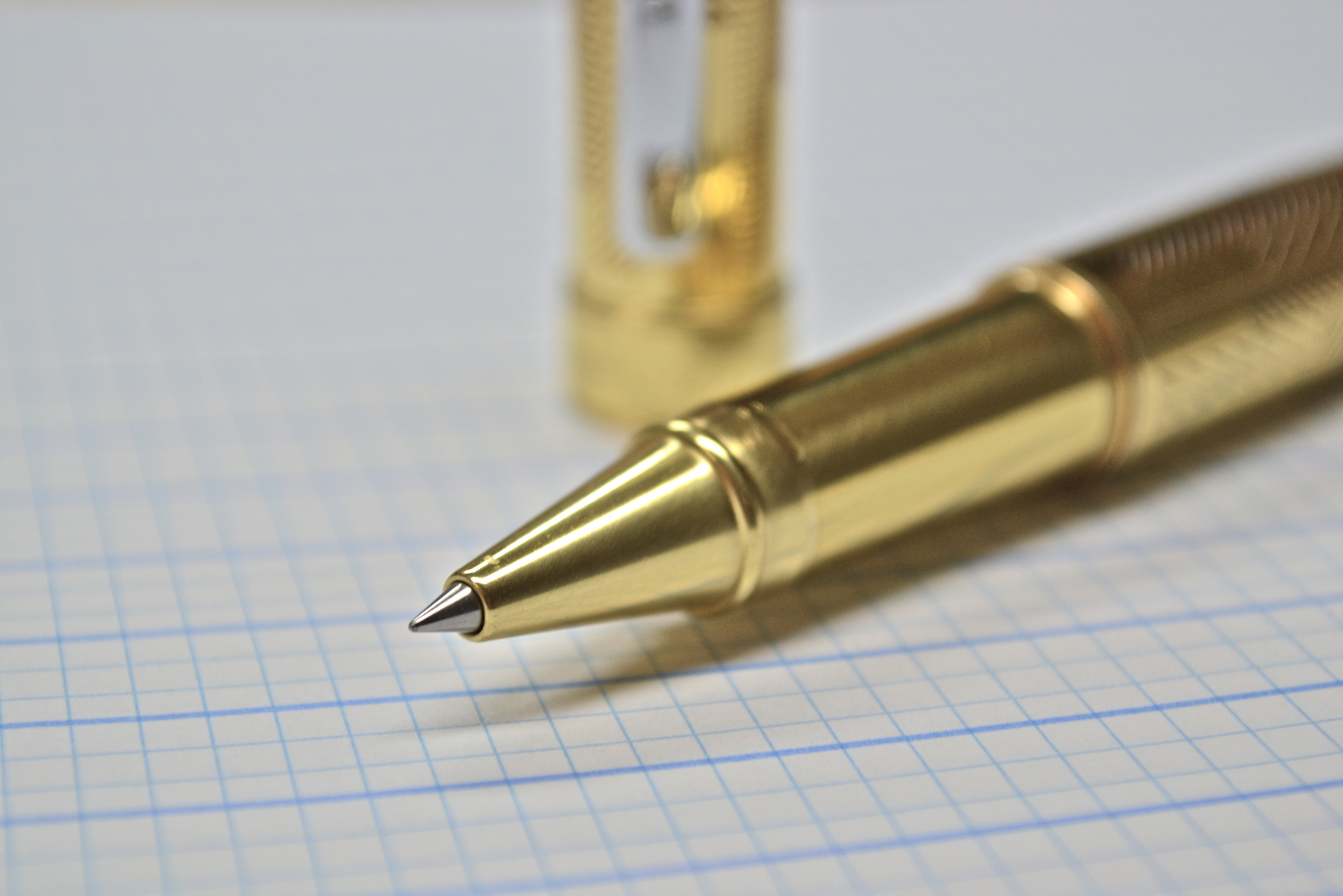 ACME Studio Inc Hatch Roller Ball Pen Review