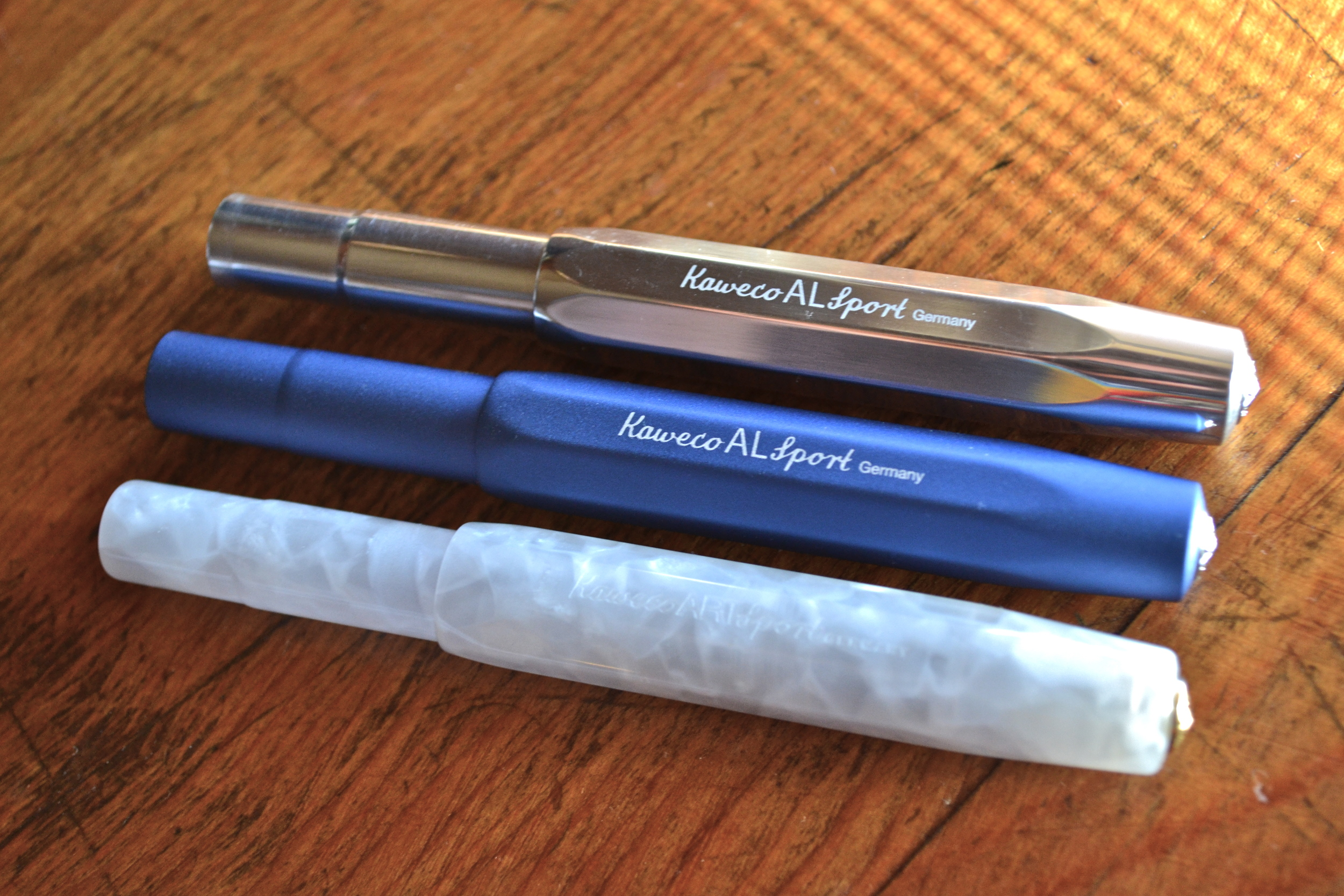 Kaweco ART Sport Fountain Pen Alabaster  Review