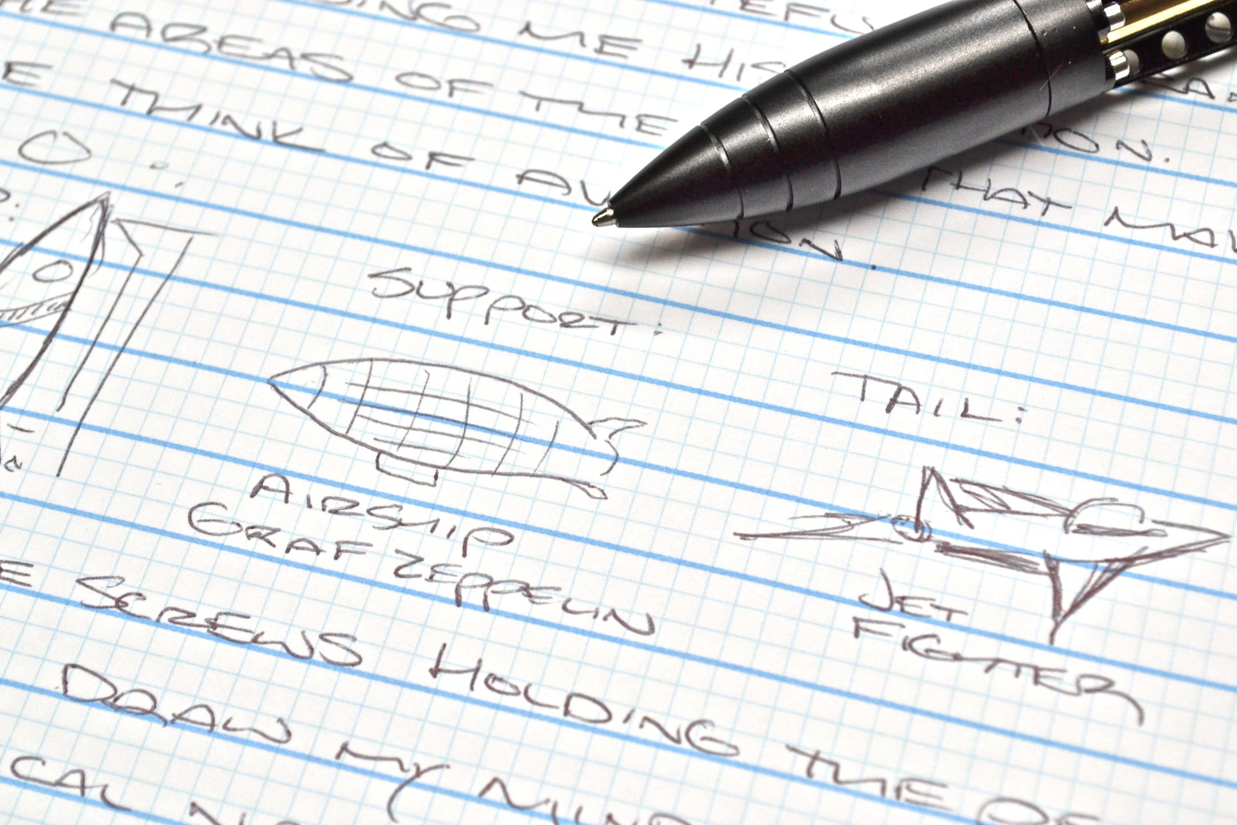 Airfoil Kickstarter Pen Review