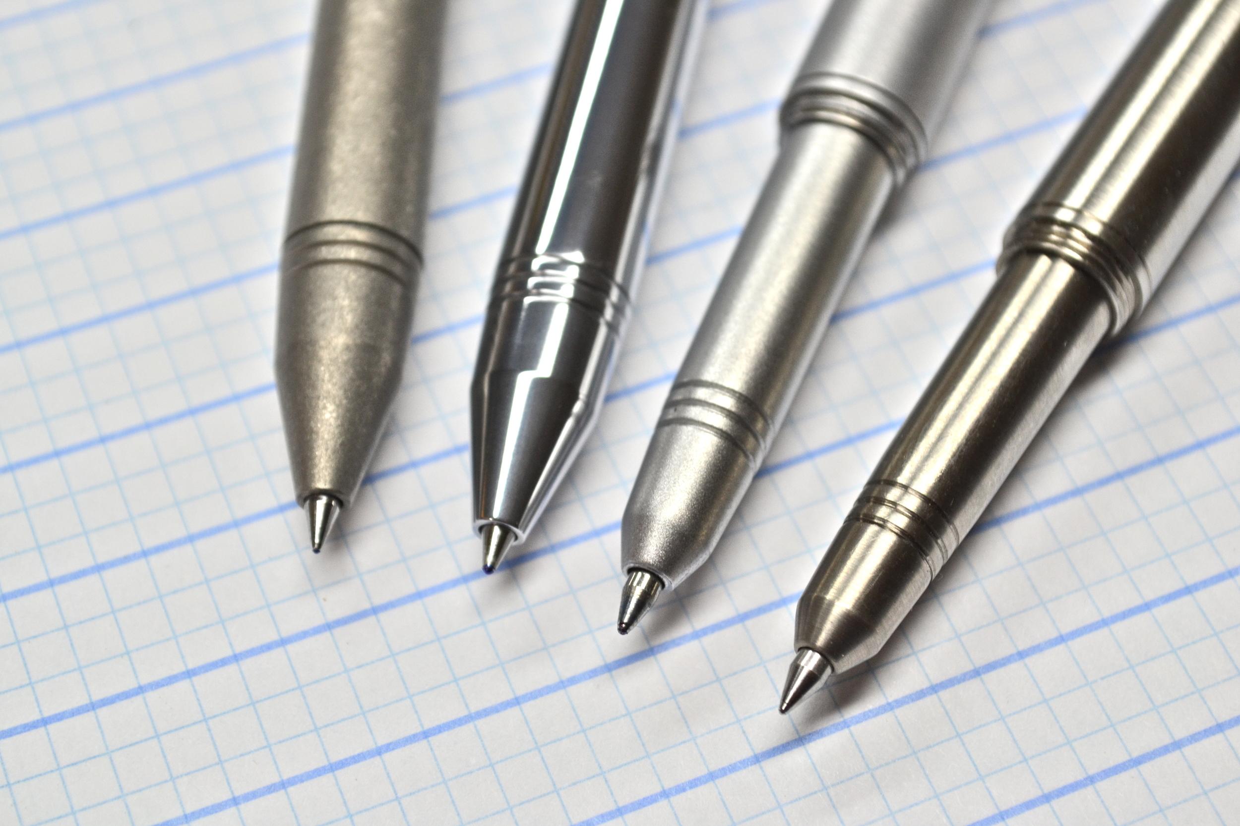 Ti-Post RAW Pen + Stylus Kickstarter Review