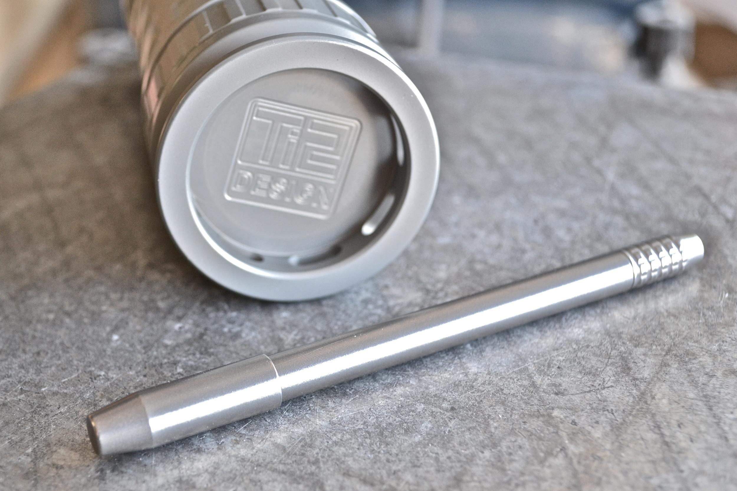 Ti2 TechLiner Kickstarter Pen Review