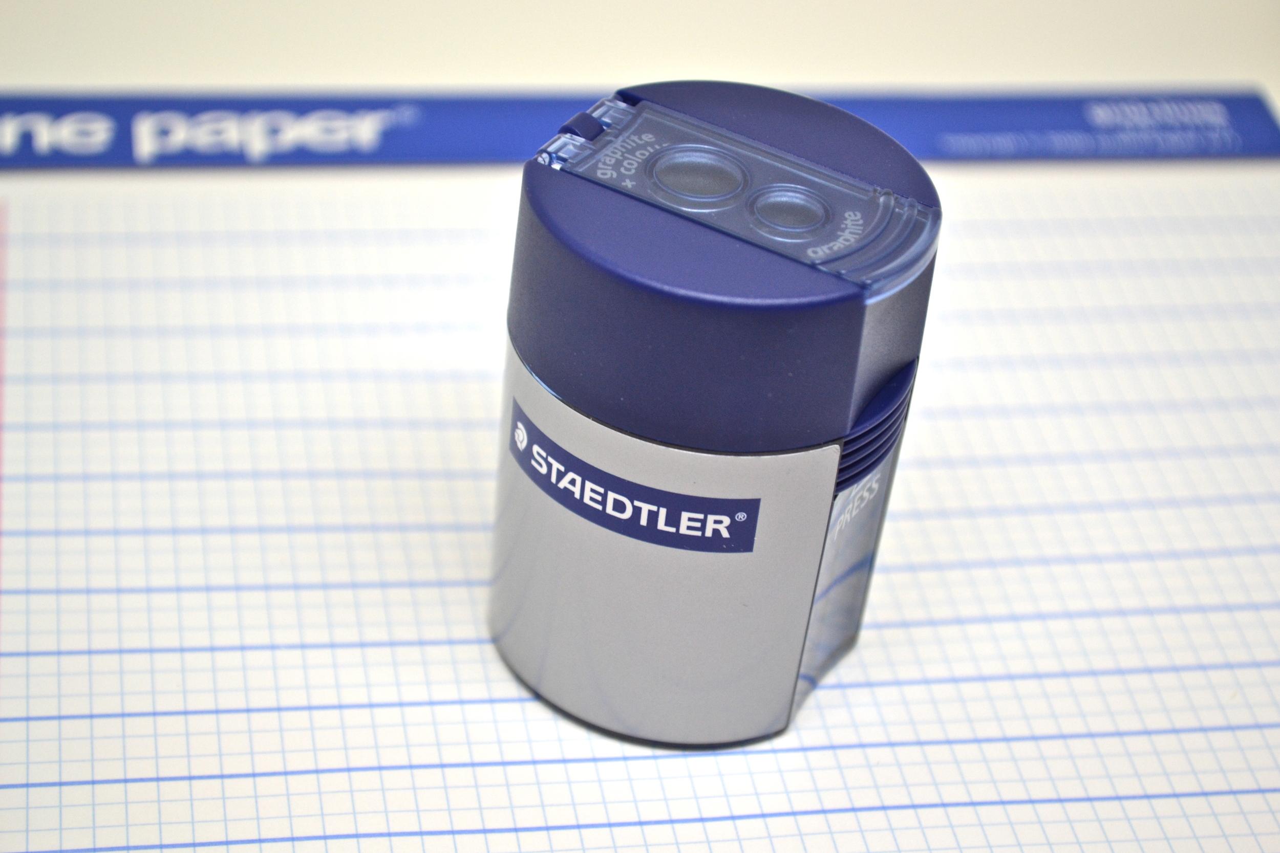 doane paper staedtler pencil sharpener