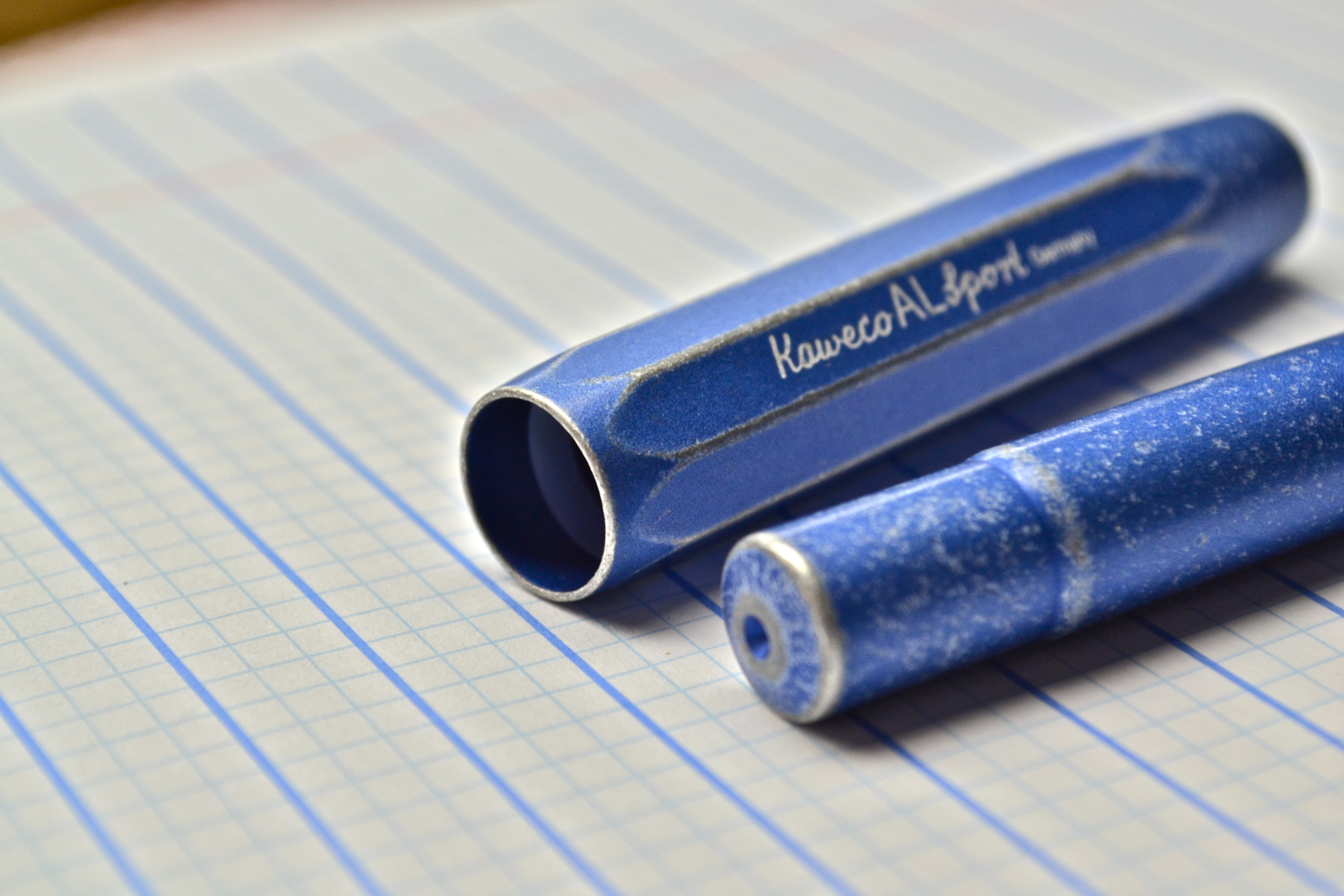 Kaweco AL Sport Stonewashed Fountain Pen Review