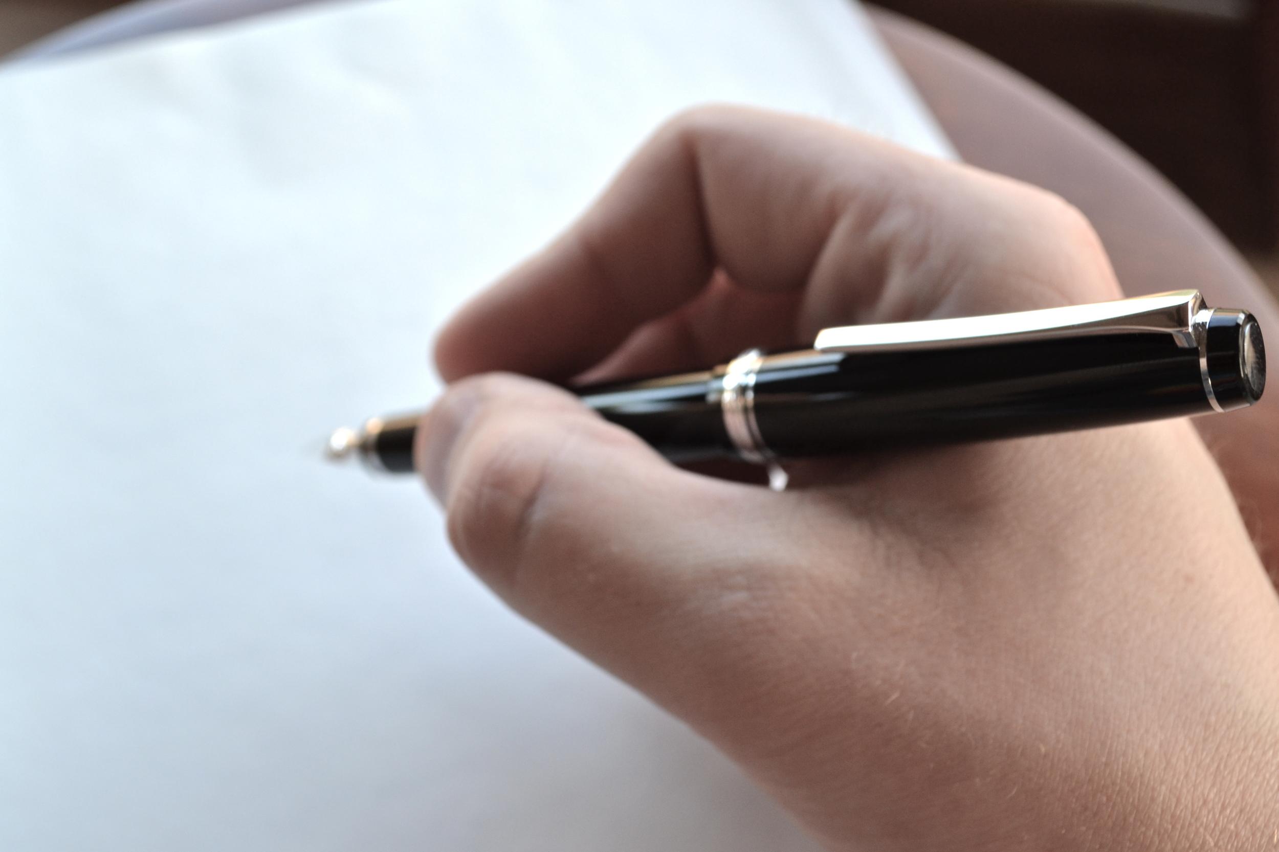 Namiki Falcon Fountain Pen Review