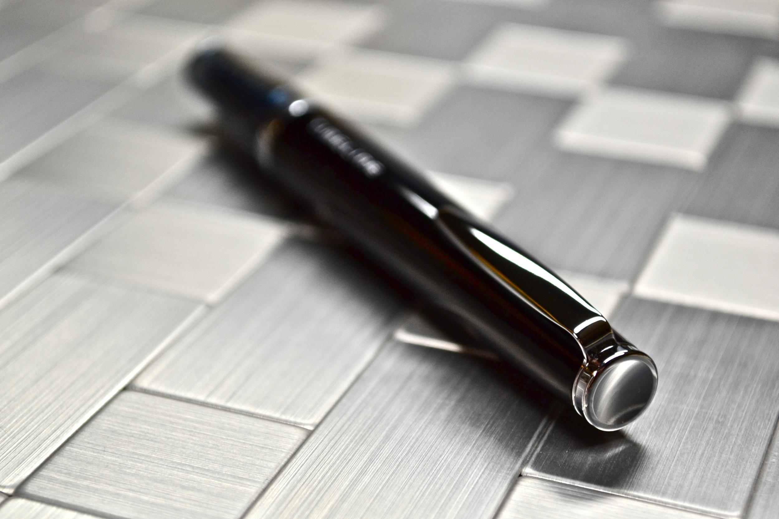 Pilot Timeline Ballpoint Pen Review