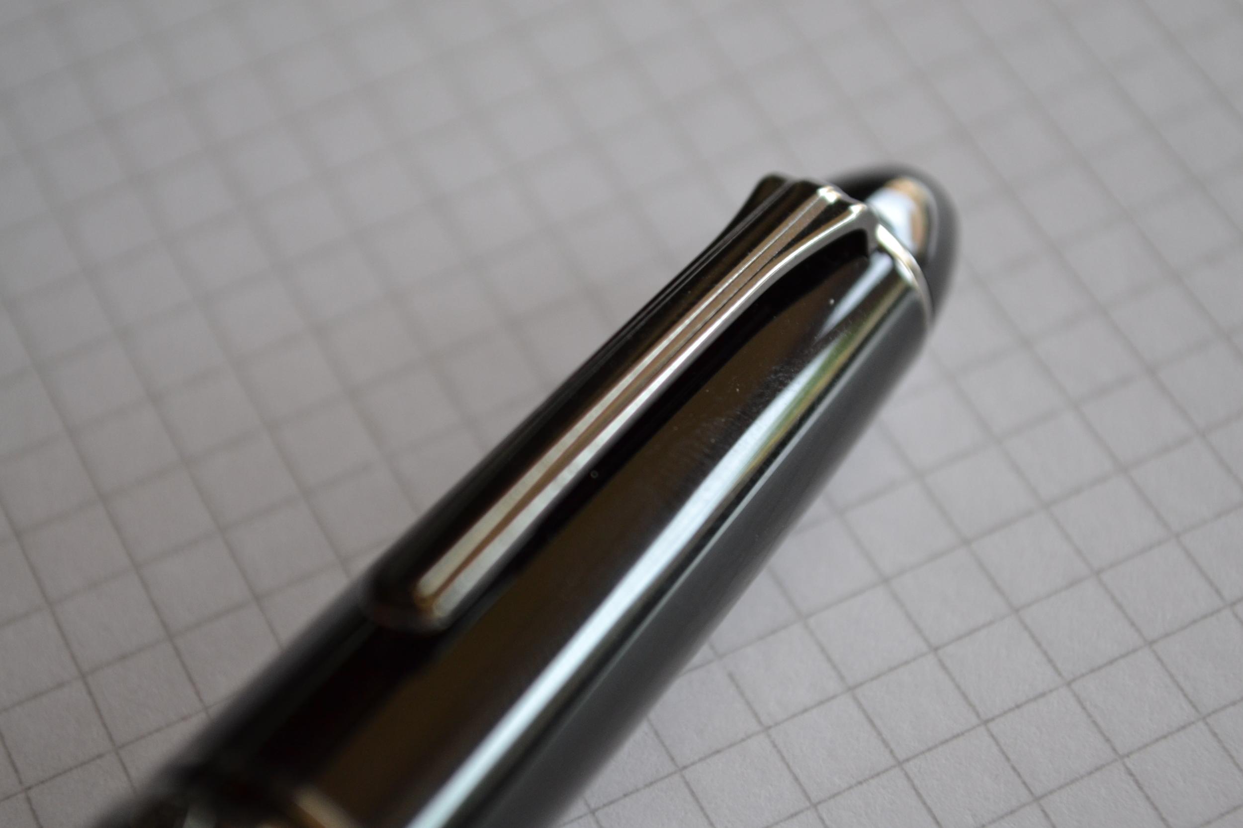 Sailor Black Luster Fountain Pen Review