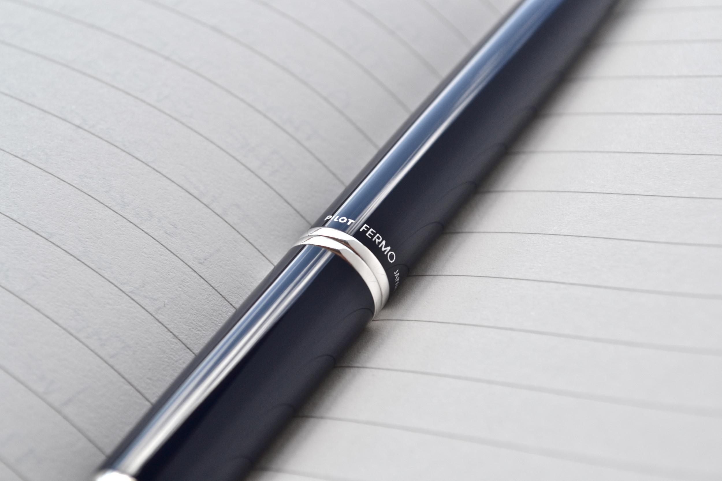 Pilot Fermo Capless Fountain Pen Review