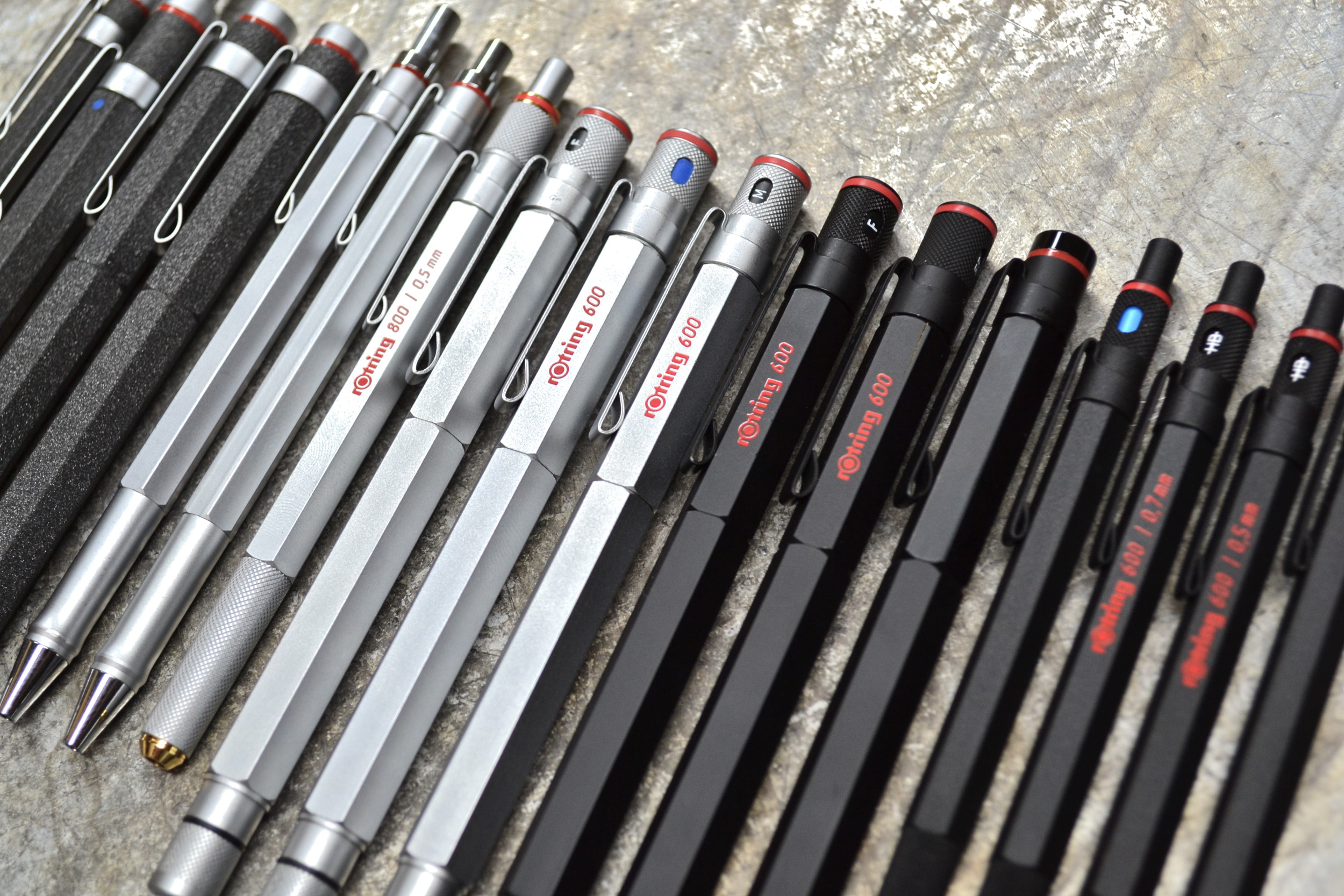 SO YOU WANT TO BUY A VINTAGE rOtring?