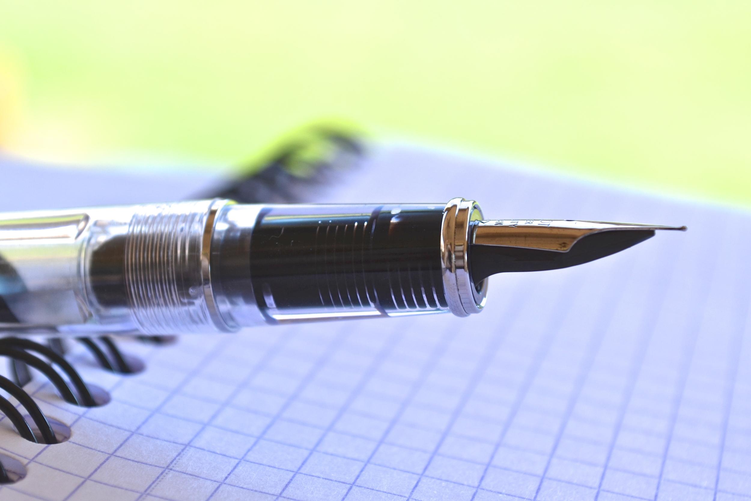 Pilot Prera Fountain Pen Review