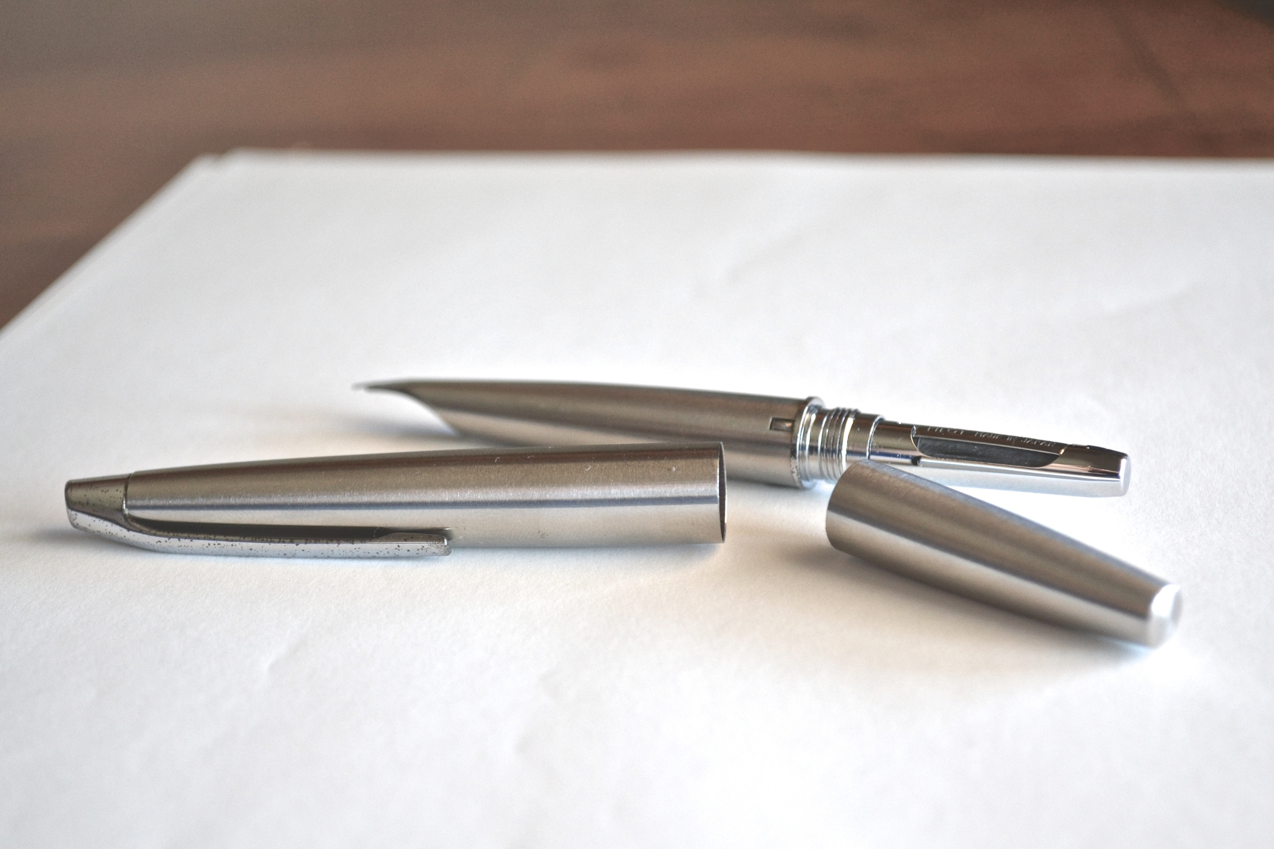 Pilot MYU Fountain Pen Review