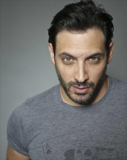 STEFANO DIMATTEO    (FLATLINERS, FRANKIE DRAKE MYSTERIES, RECALL)  *TO Rep: Oldfield Talent Mgmt
